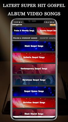 Gospel songs- worship songs, gospel praise songsのおすすめ画像2