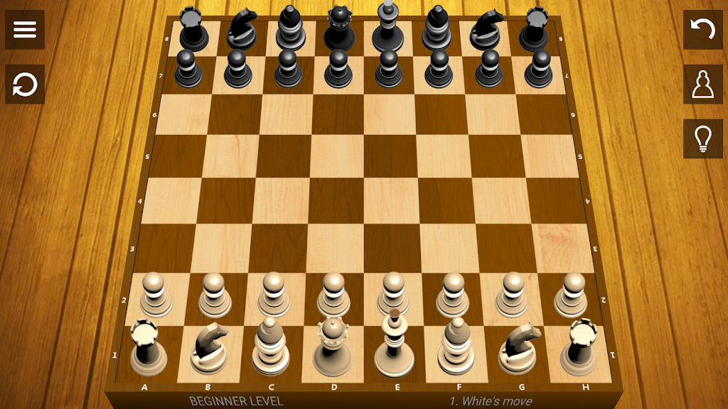 Chess poster 23