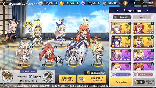 Shining Maiden 1.18.1 screenshots 7