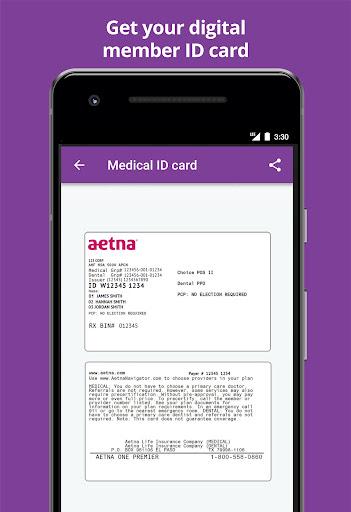 Aetna Health screenshots 2