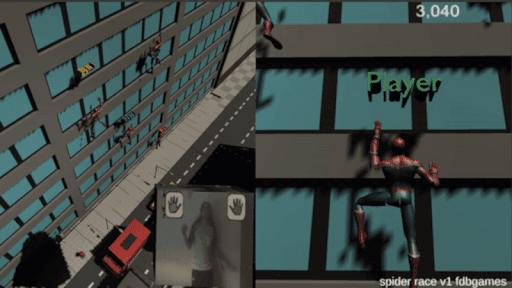 spider hero race 0.44 screenshots 1