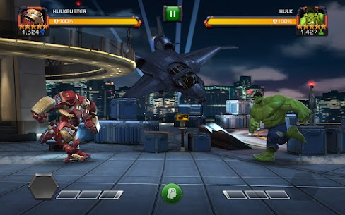 Marvel Contest of Champions MOD APK 32.1.1 (Frozen Enemy, Unlimited Skills) 12