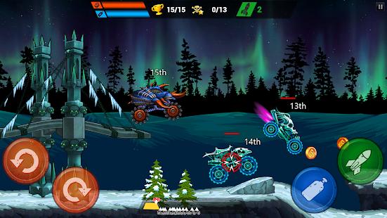 Mad Truck Challenge - Shooting Fun Race 1.5 screenshots 3