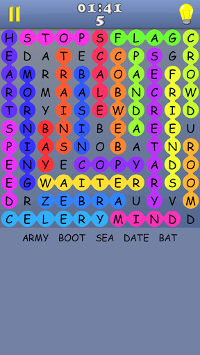 Word Search, Play infinite number of word puzzles 4.4.2 screenshots 2