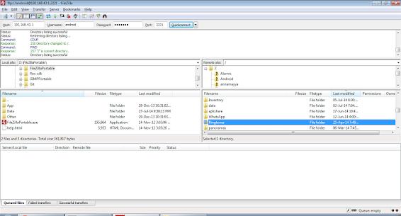 WiFi Pro FTP Server 5