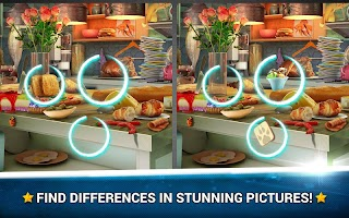 Find Differences Kitchens – Spot the Difference