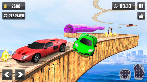 Crazy Car Driving Simulator: Impossible Sky Tracks 2.0 Screenshots 4