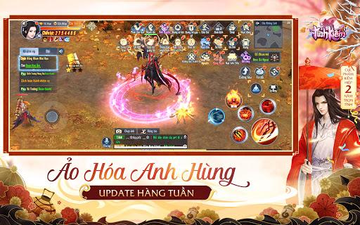 Tu00ecnh Kiu1ebfm 3D - Tu00e2n Thu1ebf Giu1edbi 1.0.43 screenshots 9