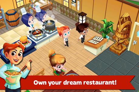 Restaurant Story Hack APK 1.7.1.2g (MOD, Unlimited Money/Gems) 1