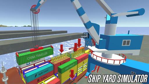 Ship Yard Simulator  screenshots 1