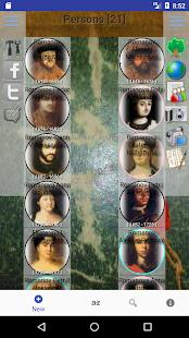 Genealogical trees of families screenshots 3