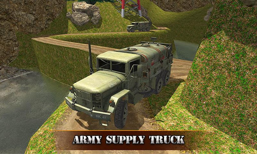 US OffRoad Army Truck driver 2020 1.0.8 screenshots 4