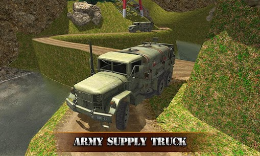 US OffRoad Army Truck driver 2021 4