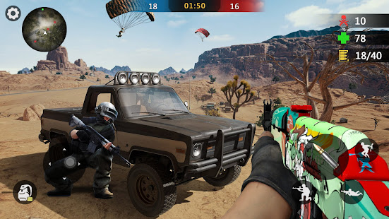 Special Ops 2020: Multiplayer Shooting Games 3D 1.1.6 Screenshots 18