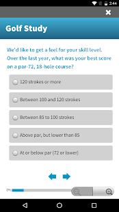 Offline Surveys