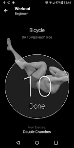 Six Pack in 30 Days. Abs Home Workout v1.12 (PRO) MOD APK 2