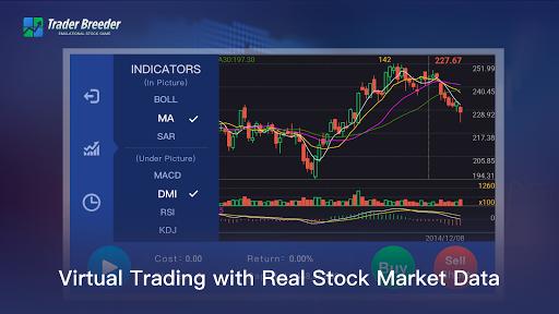 Foto do Trader Breeder - Stock,Training,Indicators