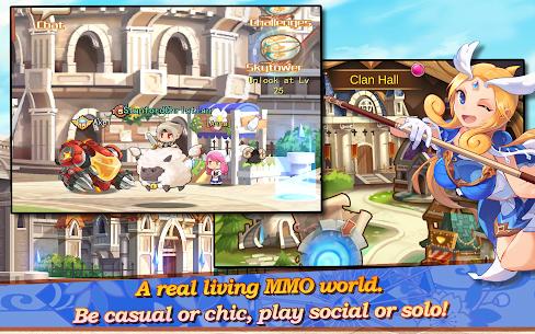 Sword Fantasy Online – Anime RPG Action MMO 2