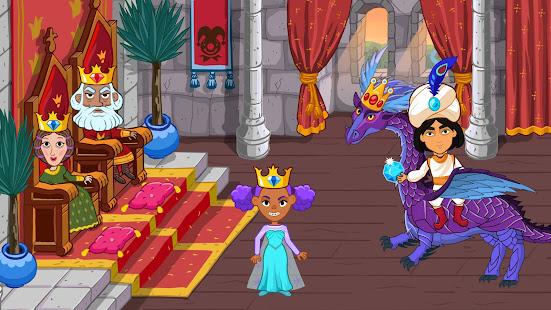 Pepi Wonder World: Islands of Magic Life! Mod Apk