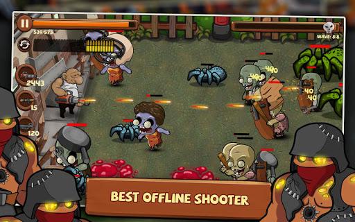 Defender -  Zombie Shooter  screenshots 8