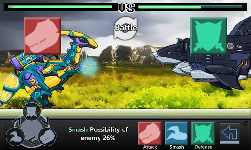 Dino Robot - Megalodon : Dinosaur game  screenshots 5
