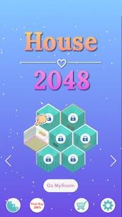 House 2048 MOD APK v1.0 (Unlimited Money) Download 1