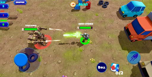 Heroes Strike PvP: MOBA and Battle Royale modavailable screenshots 3