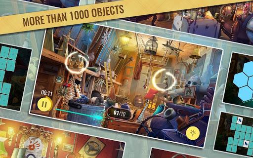 Sherlock Holmes Hidden Objects Detective Game 3.07 screenshots 3