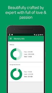 Memory Info (RAM, ROM Internal & SD Card External) PRO MOD APK 5