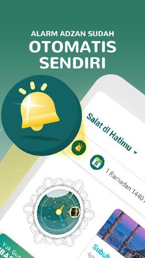 Alarm Adzan Otomatis Muslim Indonesia 2020 : Toppa  screenshots 2