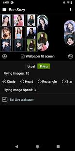 Bae Suzy LWP Lockdown screenshots 1