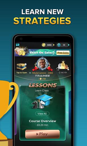 Chess Stars - Play Online  screenshots 5
