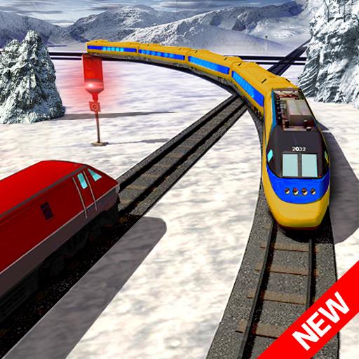 Train Games Simulator : Indian Train Driving Games
