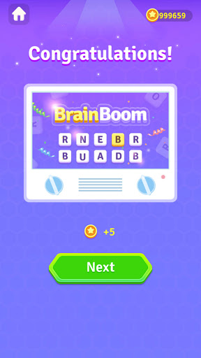 BrainBoom: Word Riddles Quiz, Free Brain Test Game screenshots 5