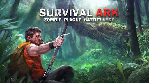 survival ark : zombie plague island screenshot 1