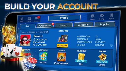 Vegas Craps by Pokerist apklade screenshots 2