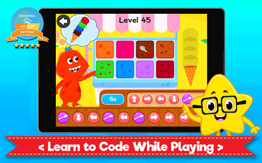 Coding Games For Kids - Learn To Code With Play  screenshots 10