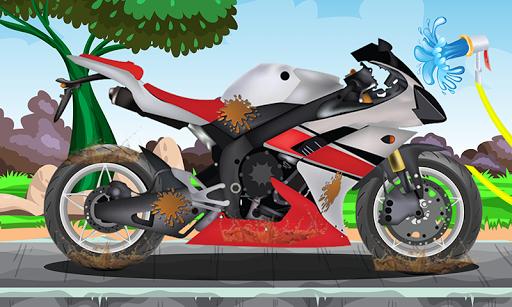 Racing Bike Repair - Bike Wash and Design Salon 1.2 screenshots 3