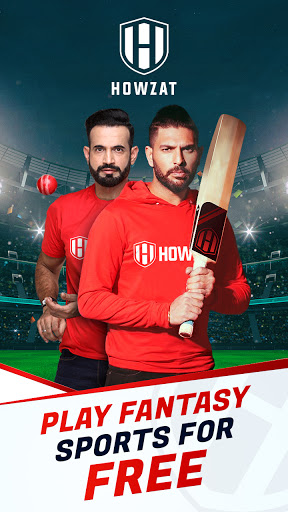 Howzat Fantasy Cricket App - Free Fantasy Games apkdebit screenshots 1
