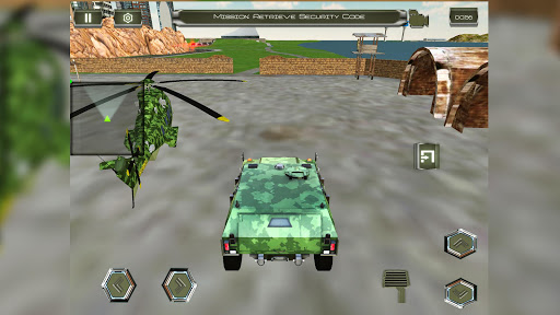 Army Criminals Transport Plane 2.0  screenshots 7