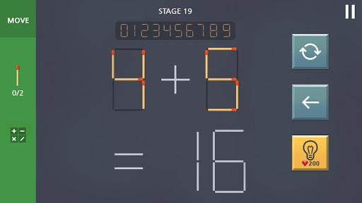 Matchstick Puzzle King  screenshots 2