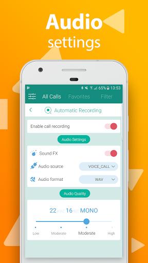 Call Recorder S9 - Automatic Call Recorder Pro 10.9 Screenshots 6