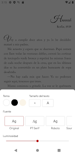 eBiblio Screenshot