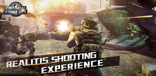 Critical Strike Ops - FPS 3D shooting Game 2.0.9 screenshots 4