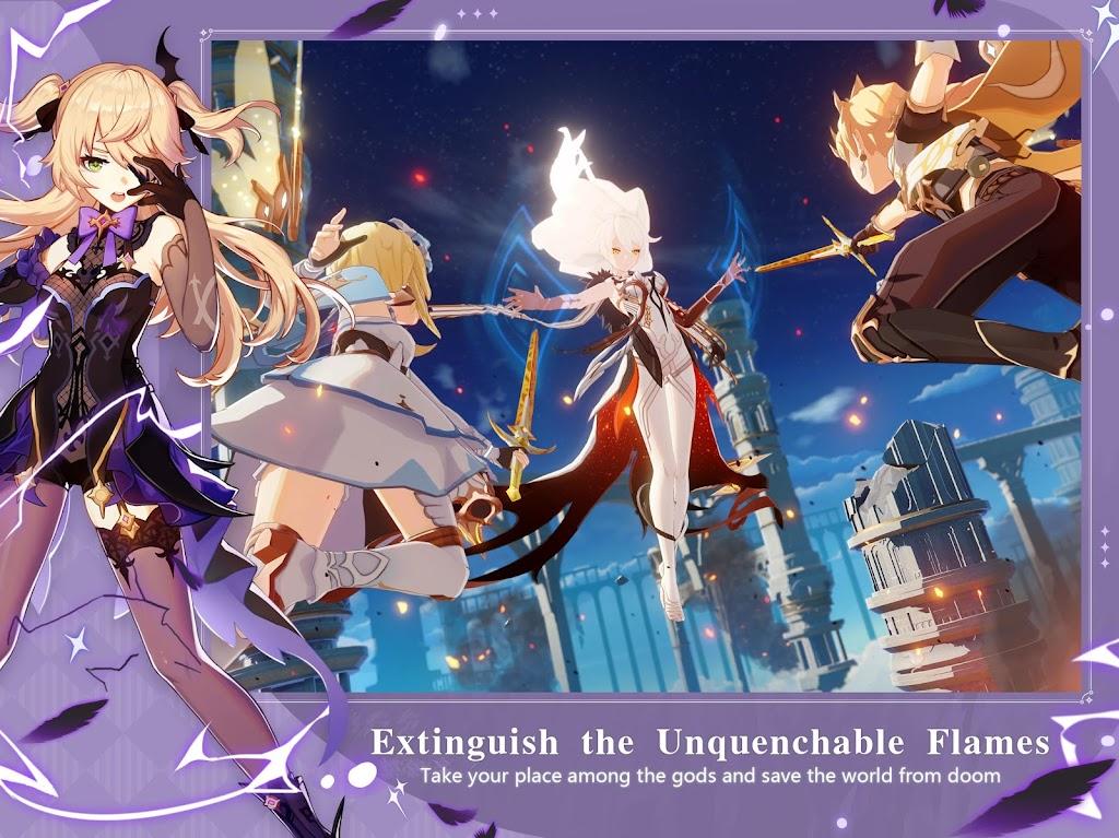 Genshin Impact  poster 11