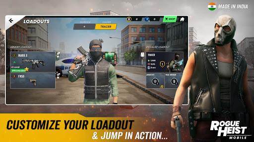 MPL Rogue Heist - India's 1st Shooter Game 1.43.0 Screenshots 5