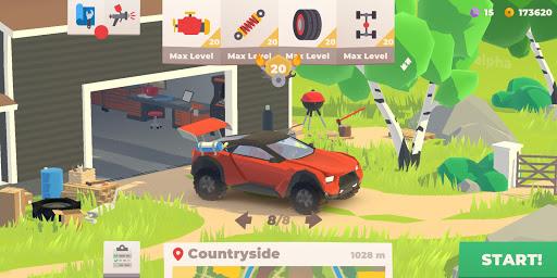 Hillside Drive u2013 Hill Climb Apkfinish screenshots 3