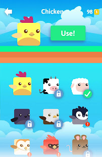 Image For Stacky Bird: Hyper Casual Flying Birdie Dash Game Versi 1.0.1.61 17
