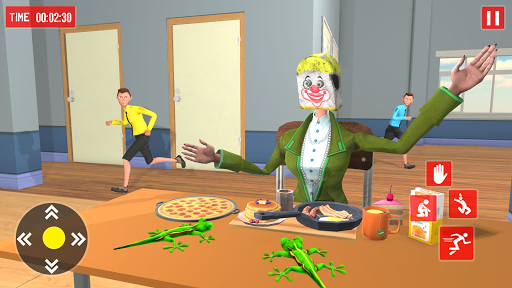 Hello Spooky Scarry Ice Scream Teacher 3D 2020 APK MOD (Astuce) screenshots 1