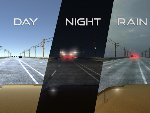 VR Racer: Highway Traffic 360 for Cardboard VR 1.1.15 screenshots 5